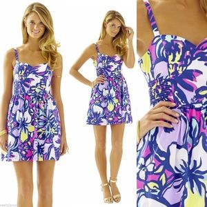 NWT Lilly Pulitzer Christine Sundress in Catwalkin